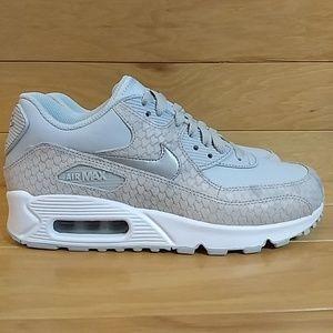 Nike Air Max 90 Premium Womens Running Shoe